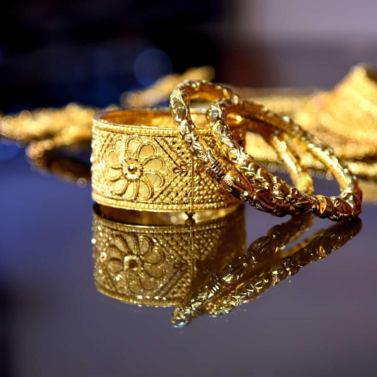 Приложение на златото